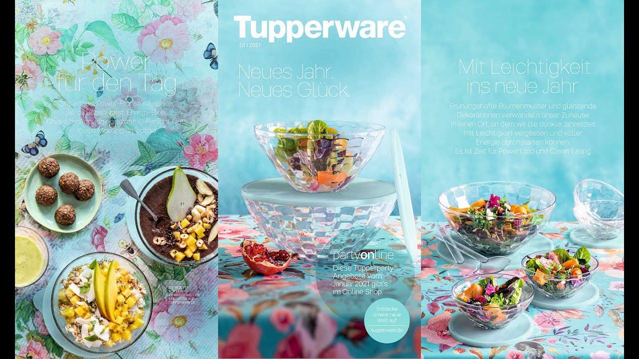 Januar-Angebote 2021 Von Tupperware