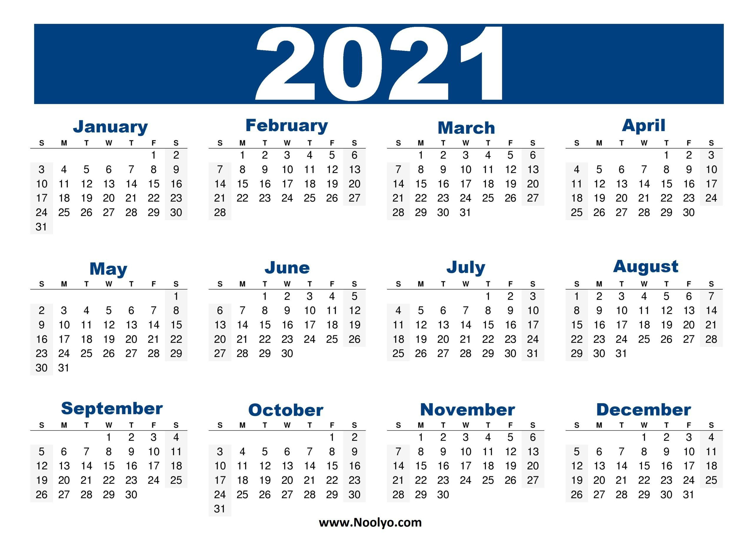 January February 2021 Calendar Usa In 2021 | Printable