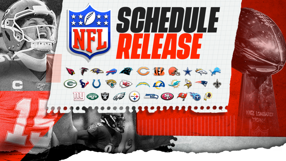 Nfl Schedule 2020: Date And Time For All 256 Games Of 2020