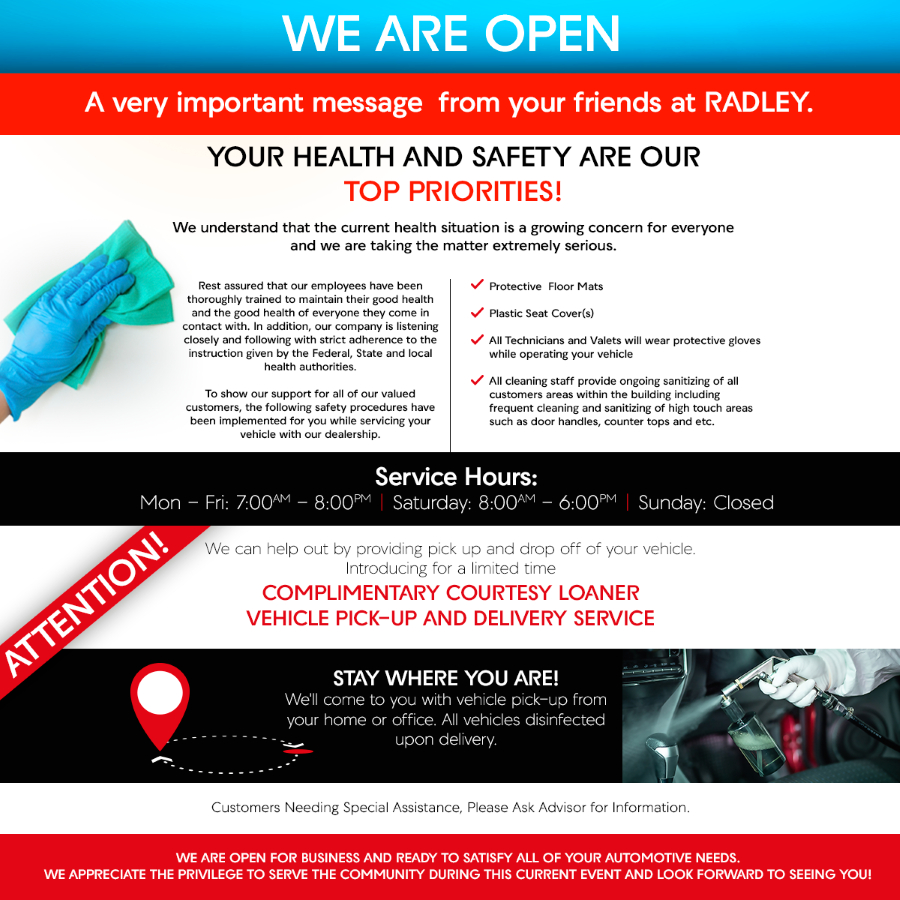 Radley Acura | New & Used Acura Dealer Serving Fairfax