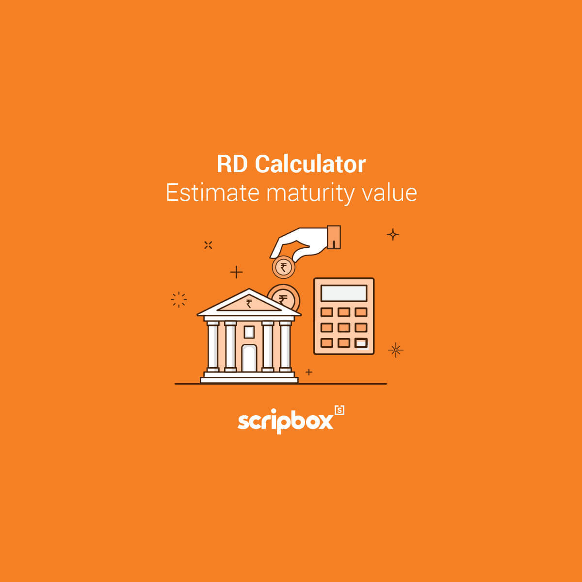 Rd Calculator: Calculate Recurring Deposits Returns And