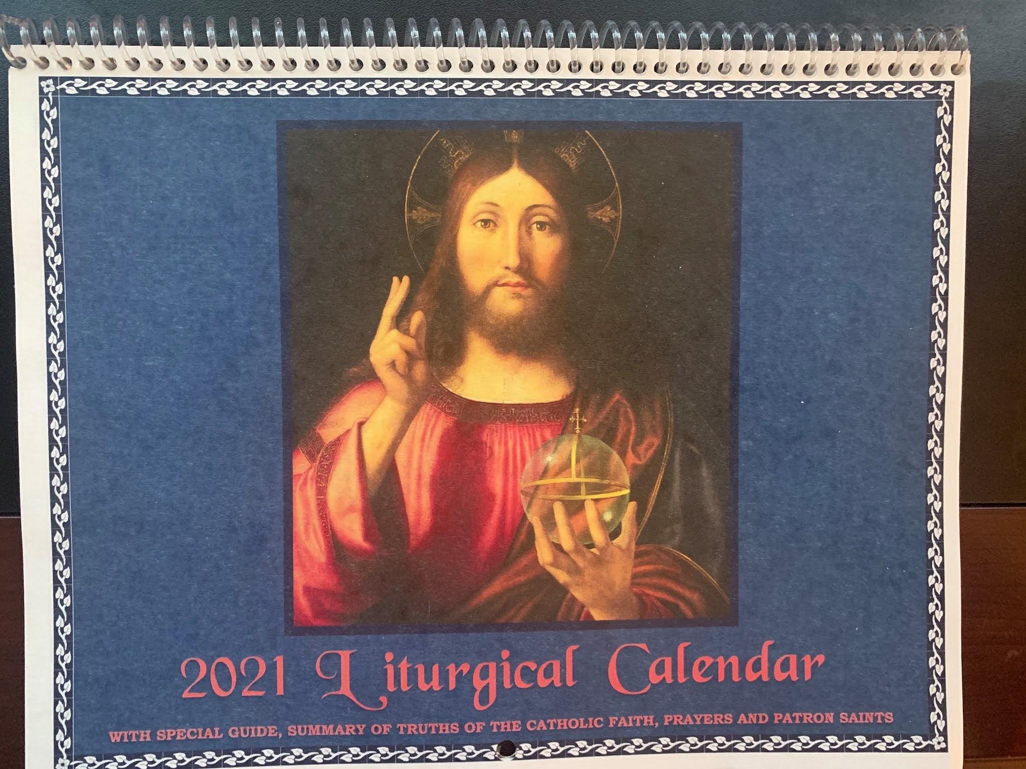 Rorate Cæli: 2021 Liturgical Calendar Season Begins