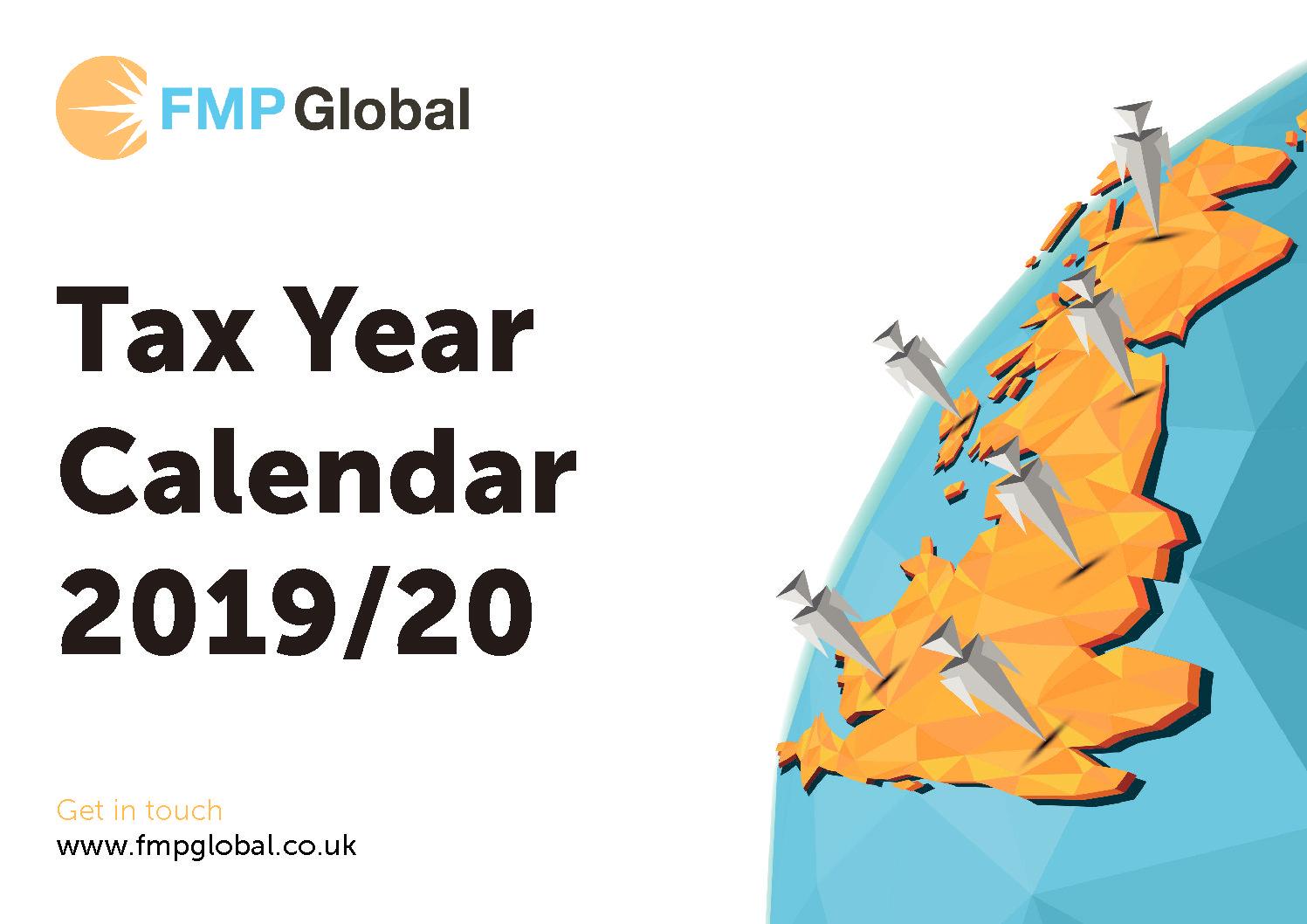 Tax Year Calendar 2020/21 - Iris Fmp Uk