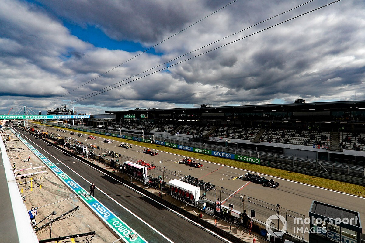 The One Certainty Over F1'S Uncertain 2021 Calendar