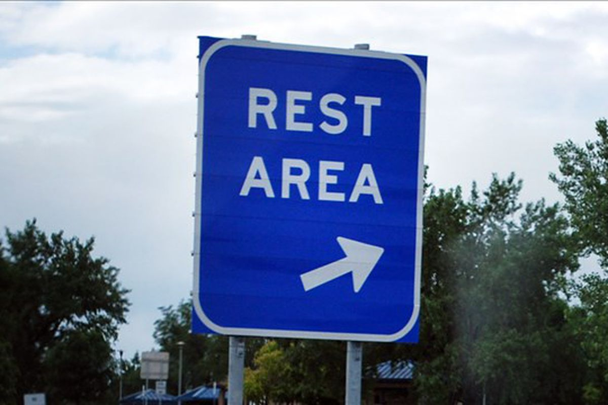 W.va. Rest Areas Open For Holiday Weekend