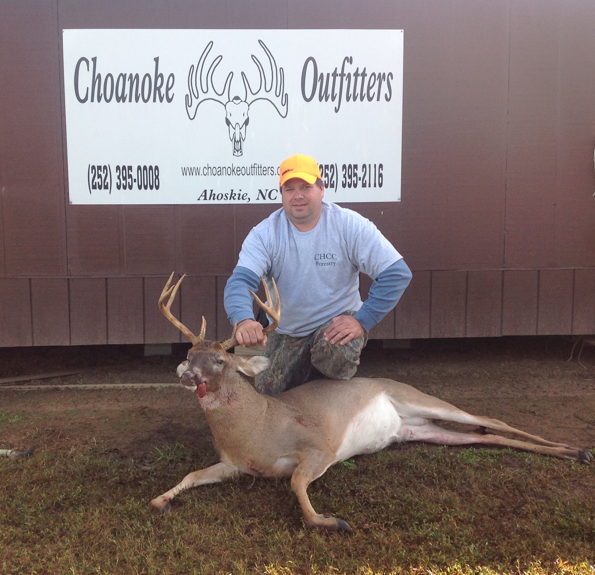 Whitetail Deer Hunting Nc - Deer Hunting North Carolina