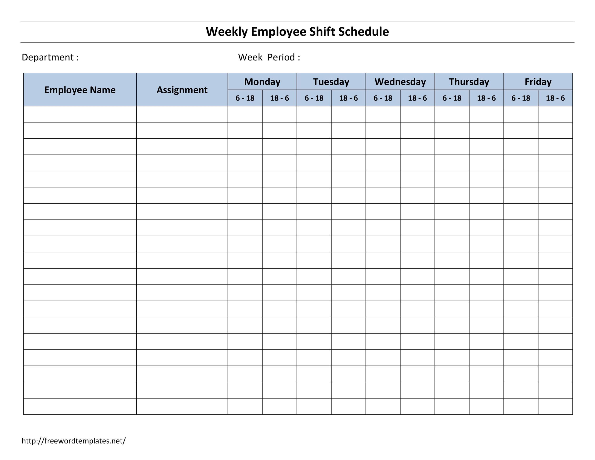 12 Hour Shift Calendar 2020 - Calendar Inspiration Design