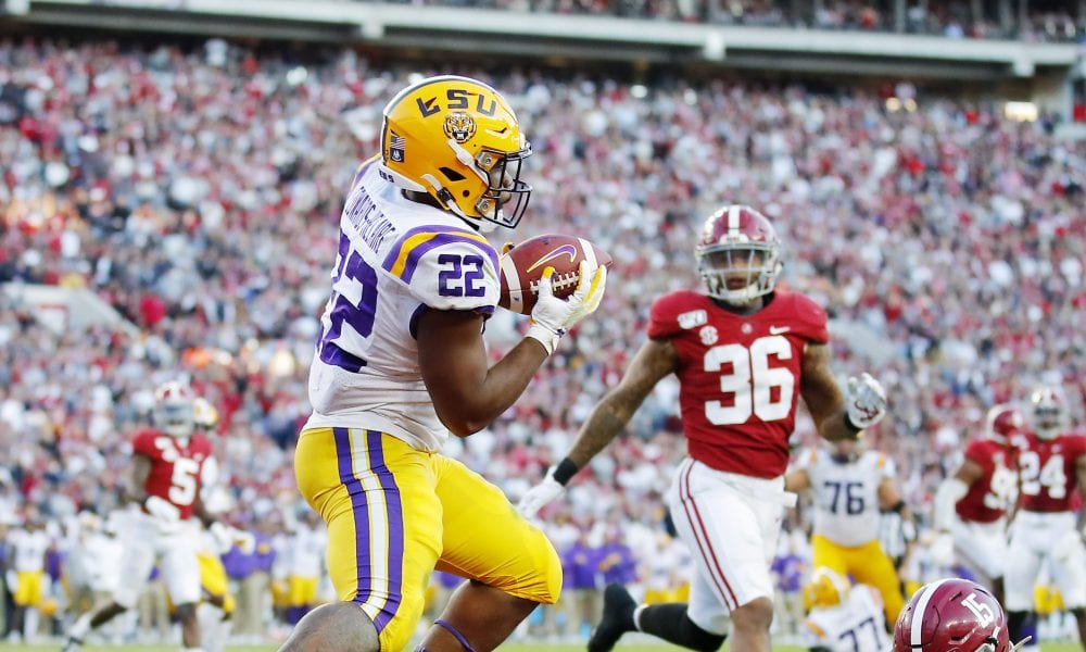 2019 College Football Playoffs: Reactions To Rankings And