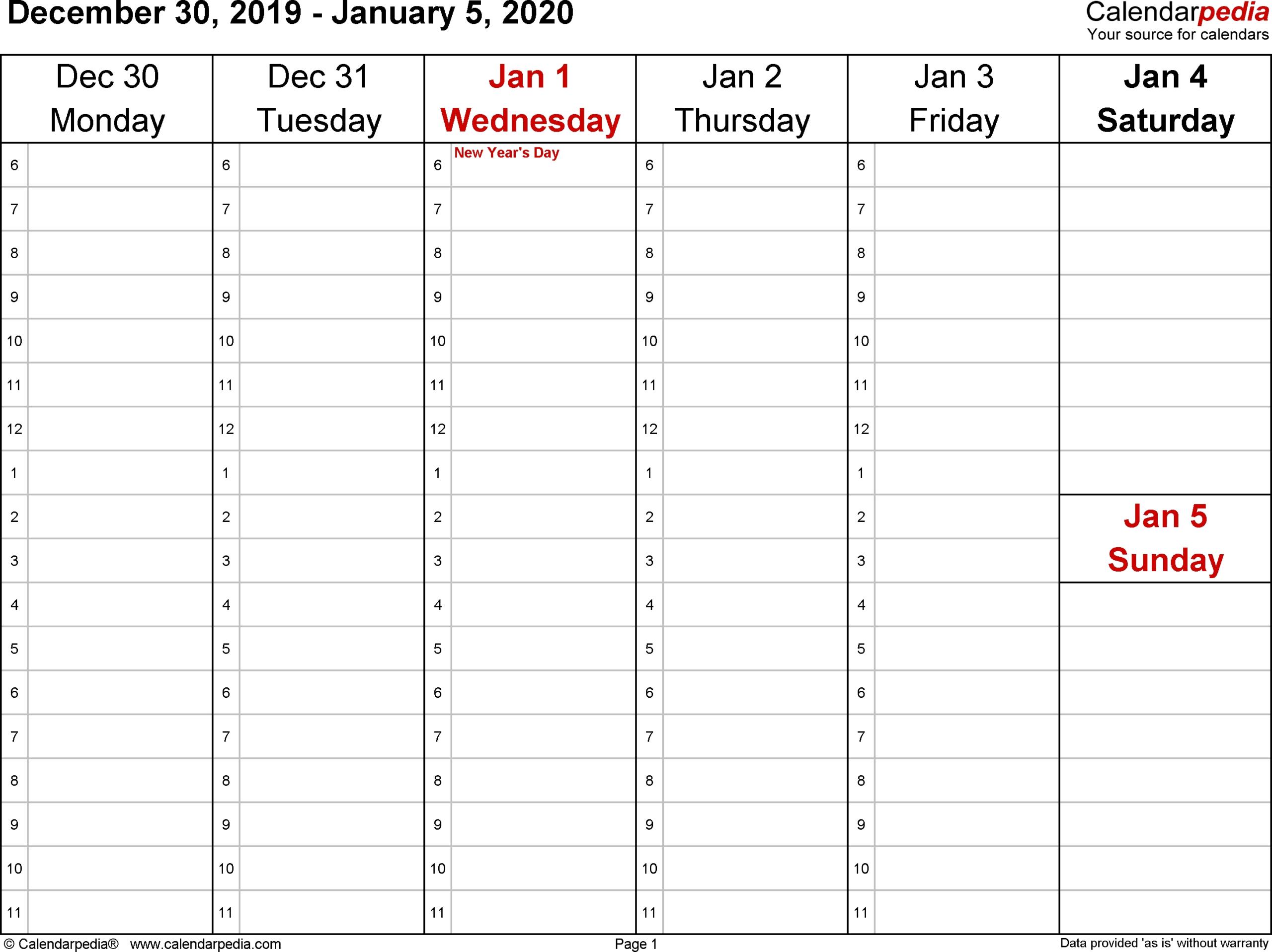 2020 Employee Attendance Calendar Pdf - Template Calendar