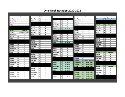 2021 12 Hour Rotating Shift Calendar / 15 Best Work Shift