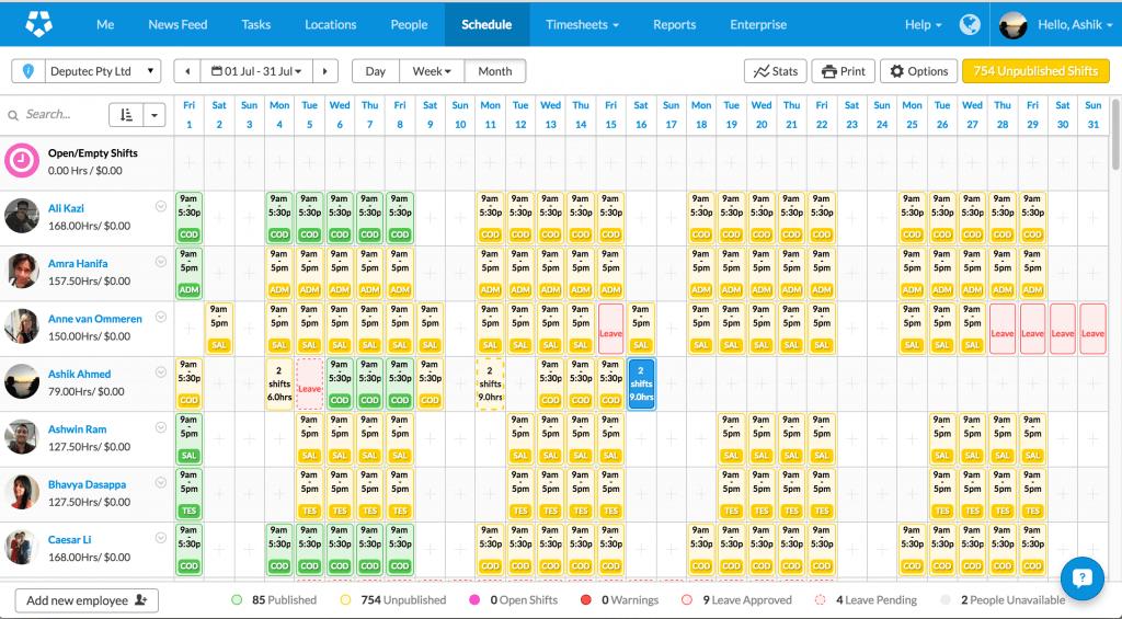 2021 12 Hour Rotating Shift Calendar : Bell Schedules