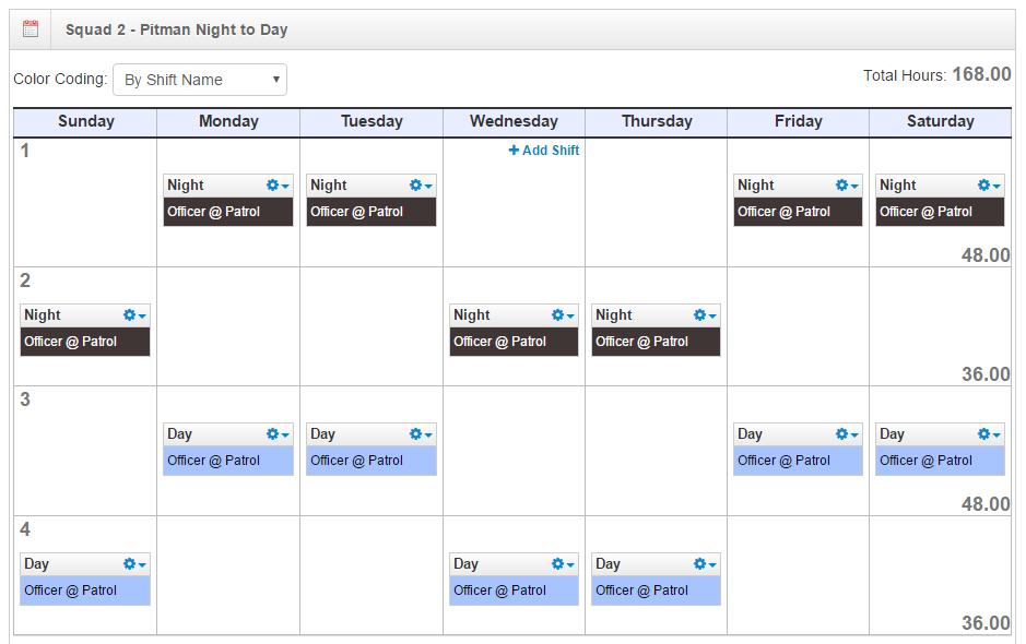 2021 12 Hour Rotating Shift Calendar - Rotating Shift