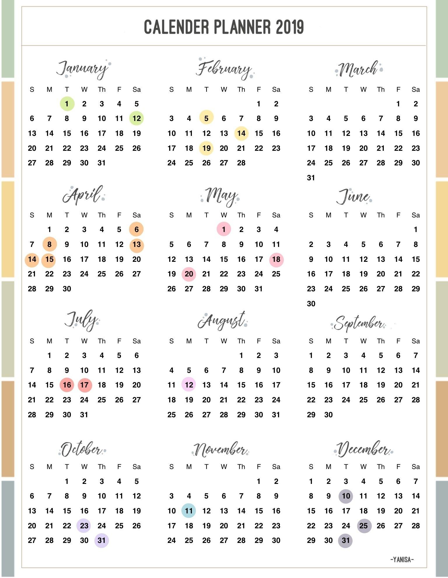 2021-2021 Perpetual Depo Calandar - Calendar Inspiration