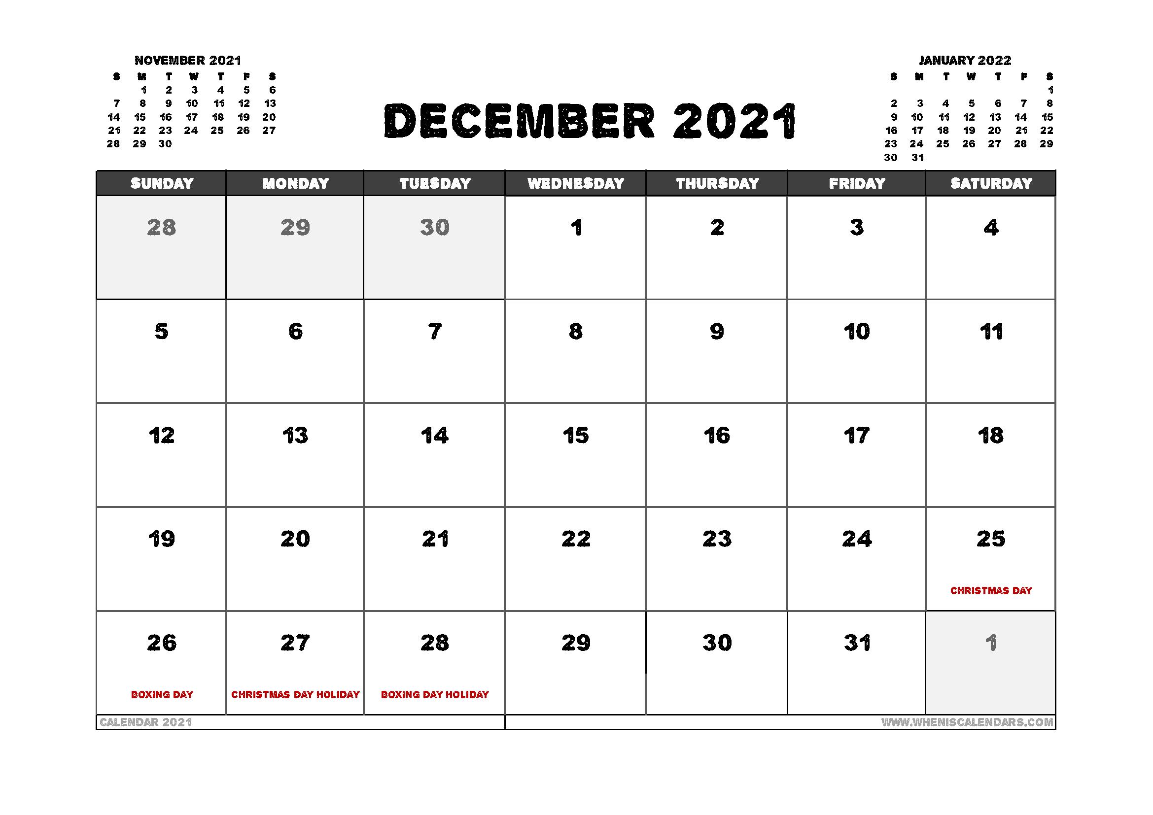 2021 Calendar Australia Printable   Printable Calendars 2021
