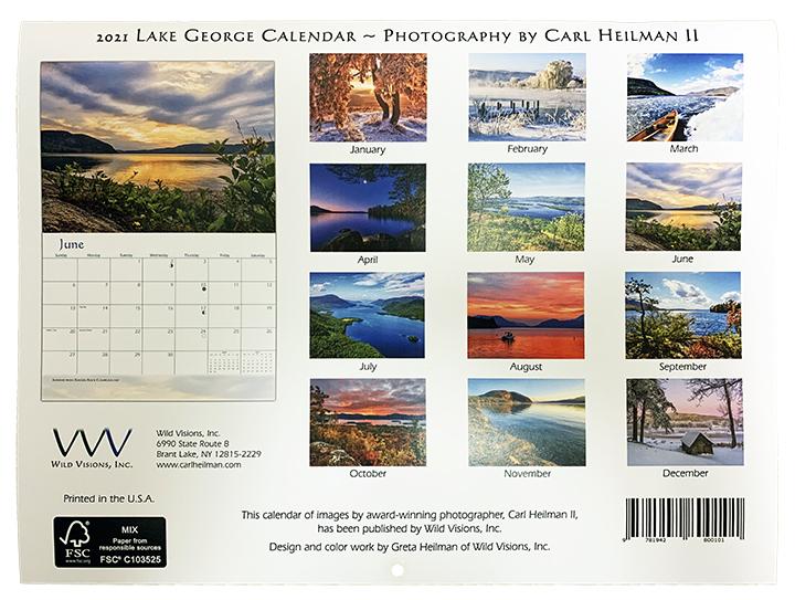 2021-Calendar-Back - Lake George Association