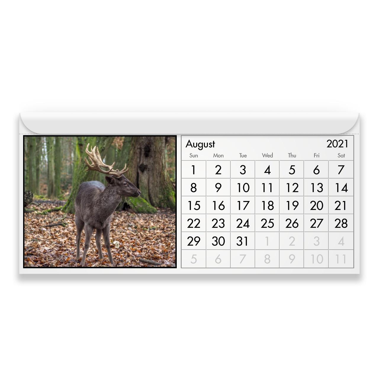 2021 Deer And Deer Hunting Rut Calendar | Calendar