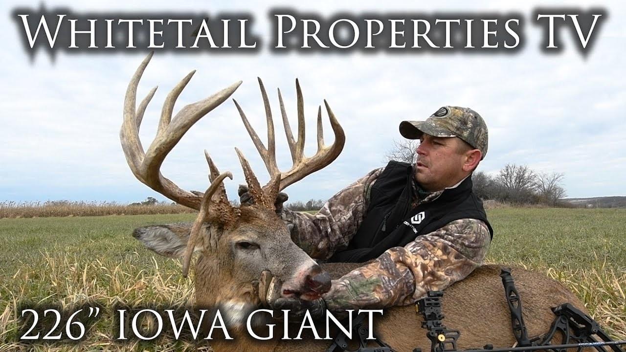 2021 Iowa Whitetail Rut | Calendar Template Printable