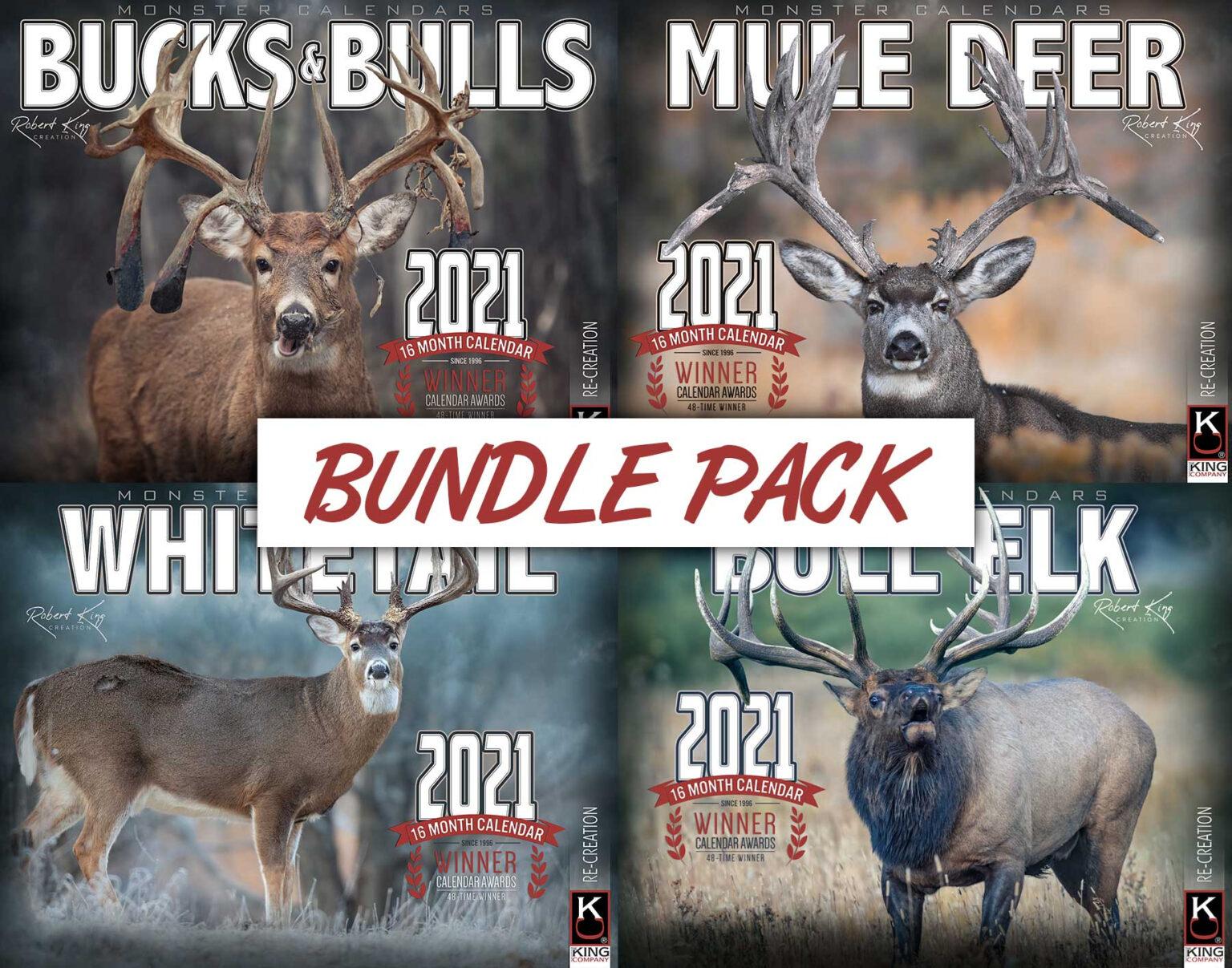 2021 Signature Bundle Pack Throughout Deer Hunting