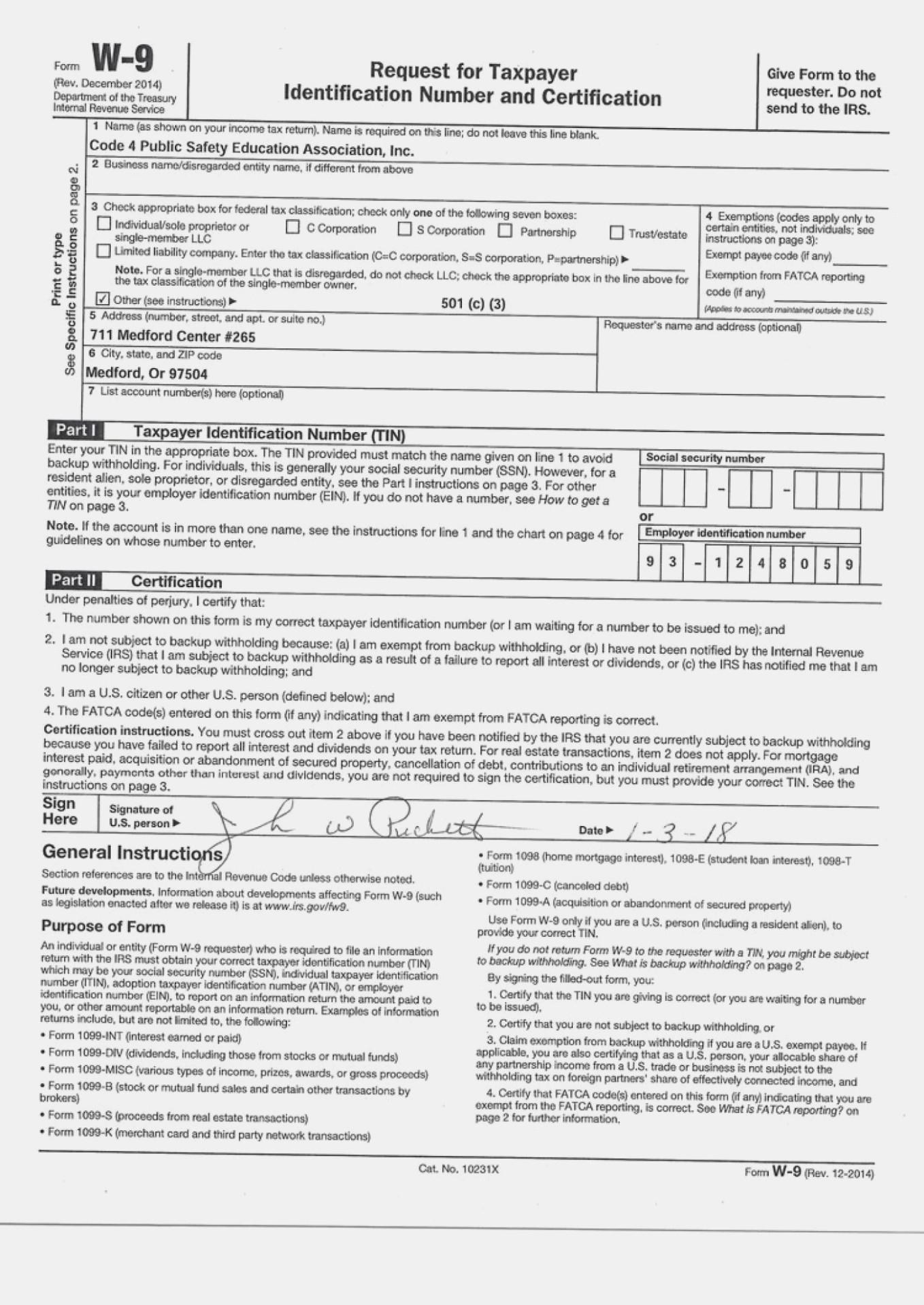 2021 W-9 Form Printable Free Irs   Calendar Template Printable