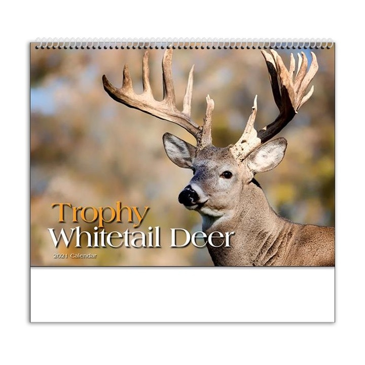 2021 Whitetail Rut Calendar | Calendar Template Printable