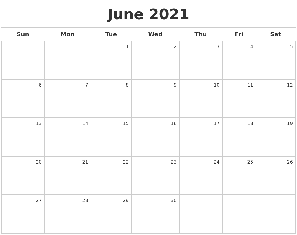 August 2021 Calendars To Print