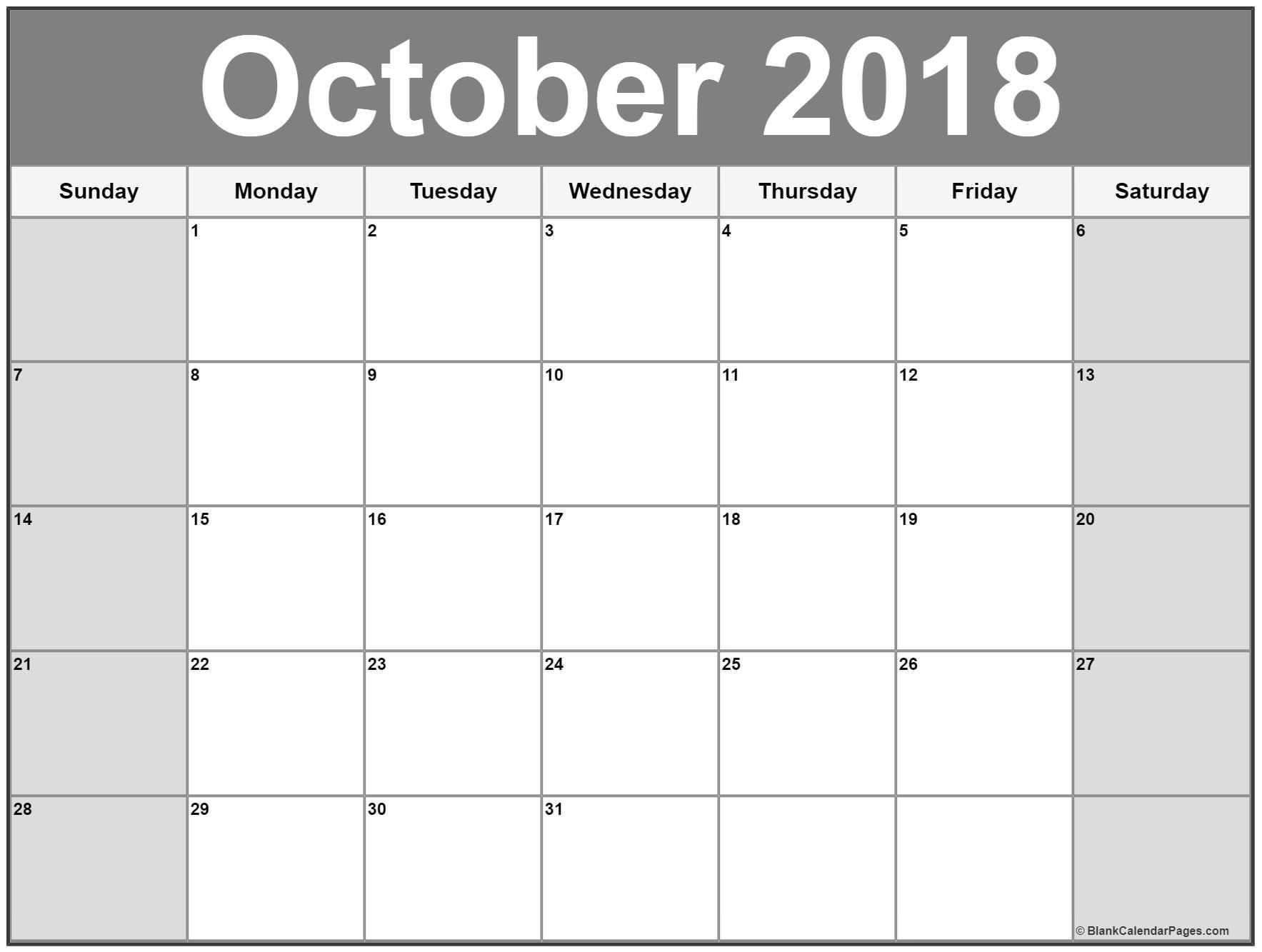 Big Square Printable Calaners | Calendar Template 2021