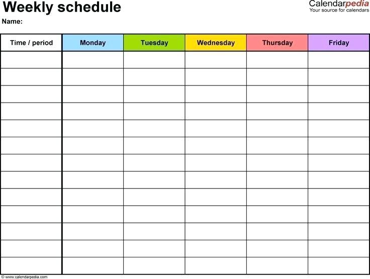 Blank Block Calendar Template :-Free Calendar Template