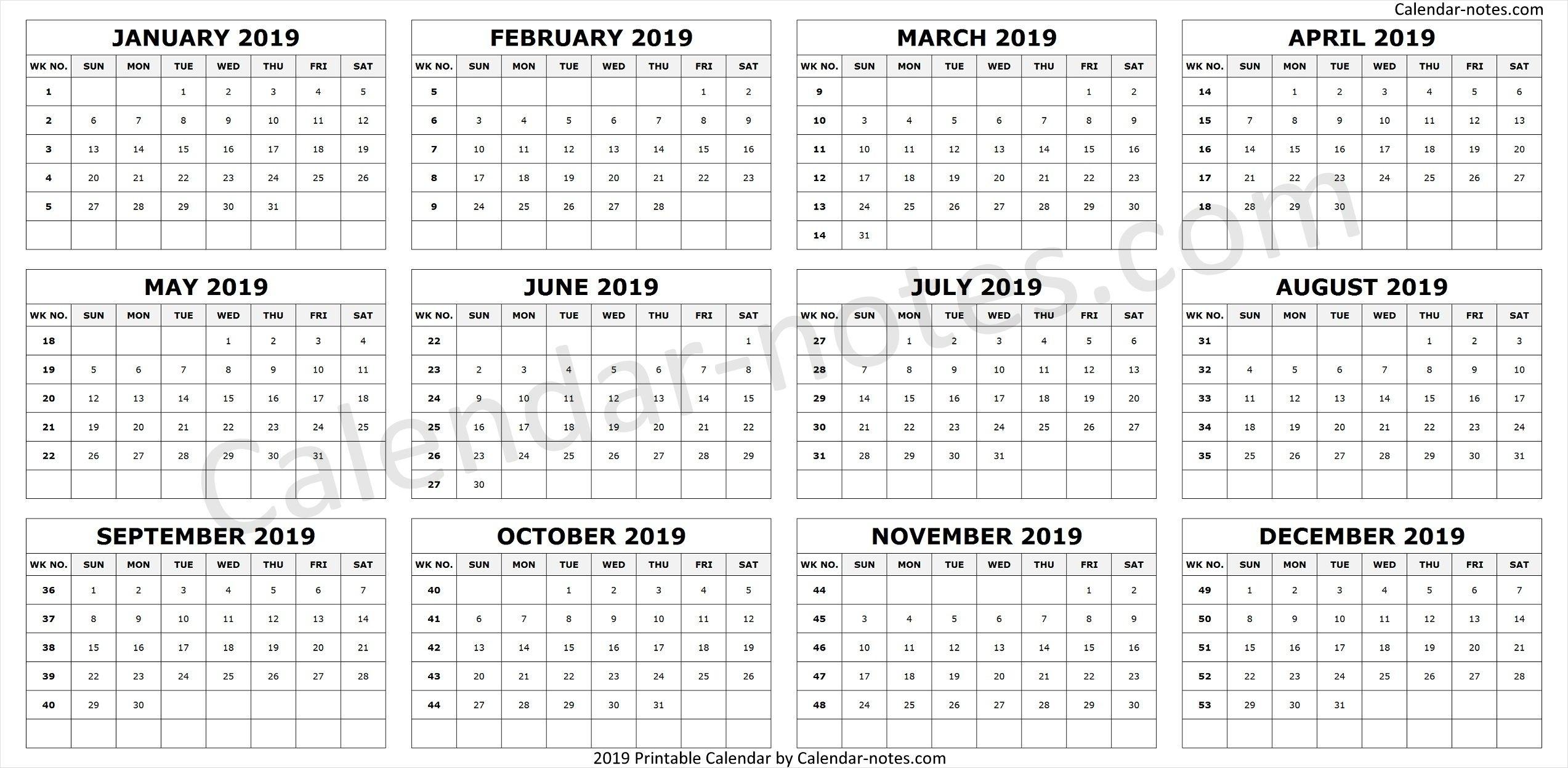 Calendar Week Number Today   Ten Free Printable Calendar