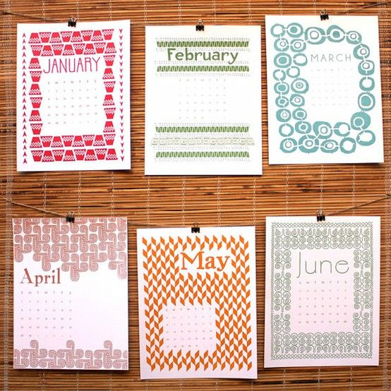 Calender   Calender, Note Cards, Graphic Design Inspiration