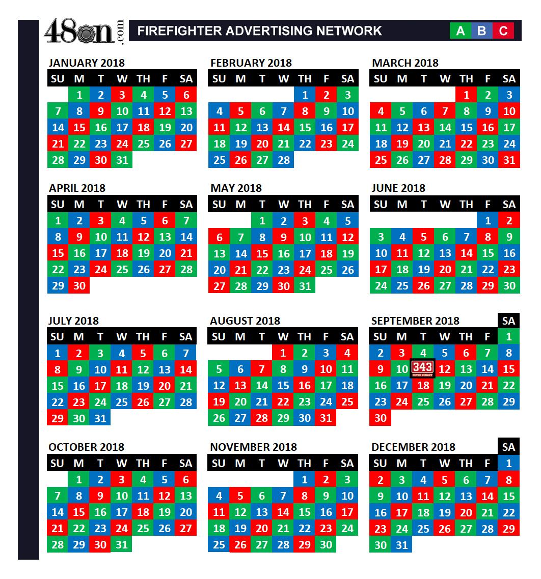 Catch 2020 Shift Calendar Free | Calendar Printables Free