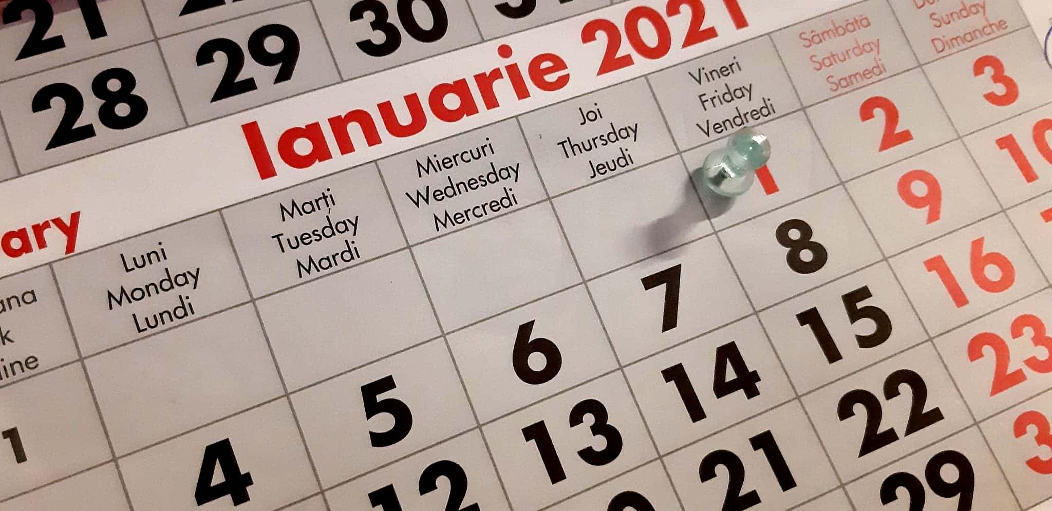 Câte Sărbători Legale Și Libere Avem Vom Avea În 2021