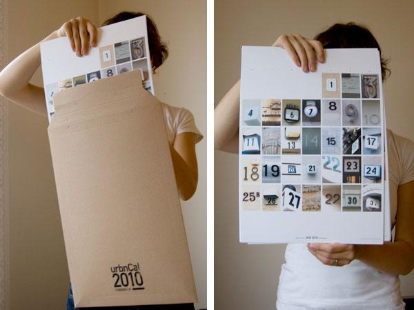 Cool 2010 Calendar Web Design, Graphic Design And Branding