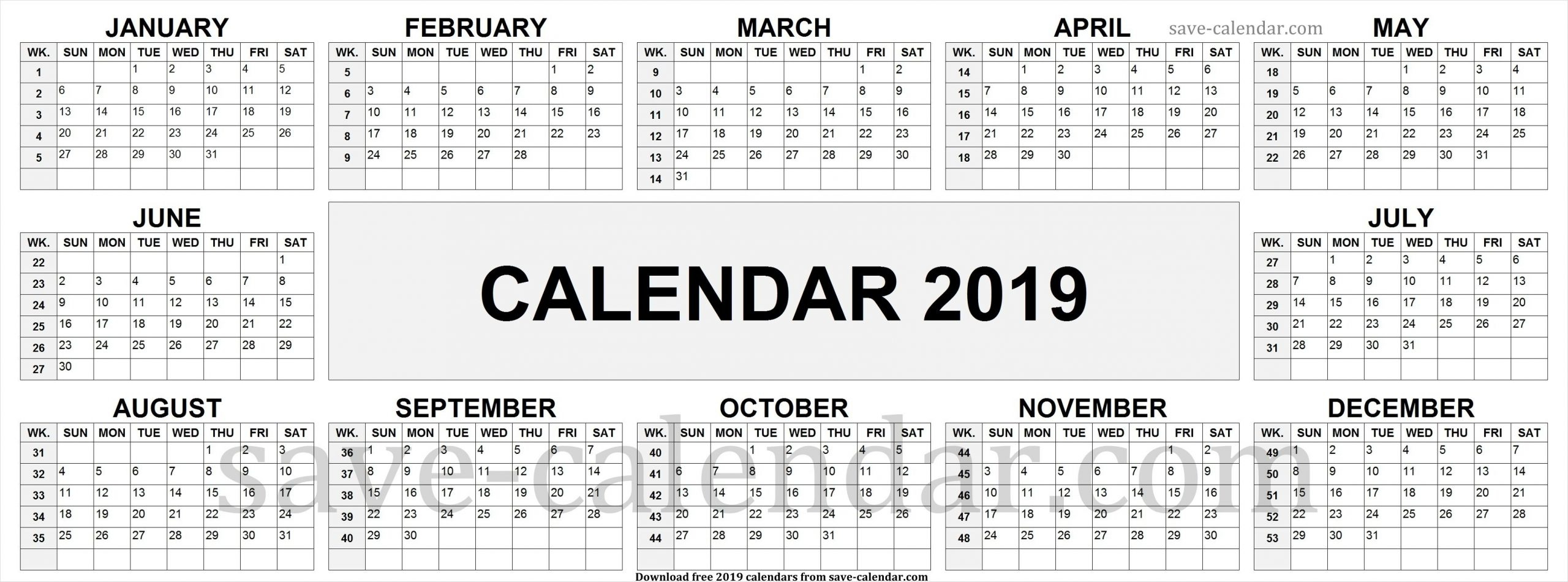 Depo Callendar 2021 | Calendar Printables Free Blank