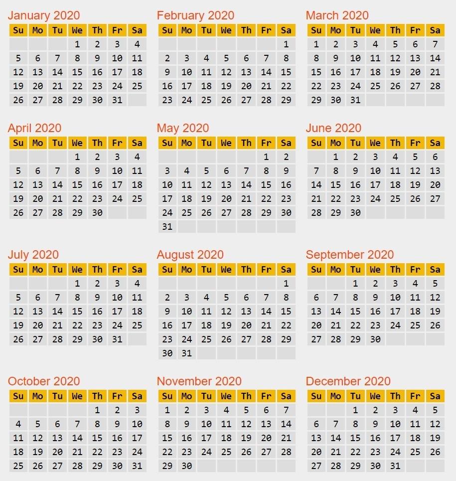 Depo Chart 2021 | Calendar Printables Free Blank