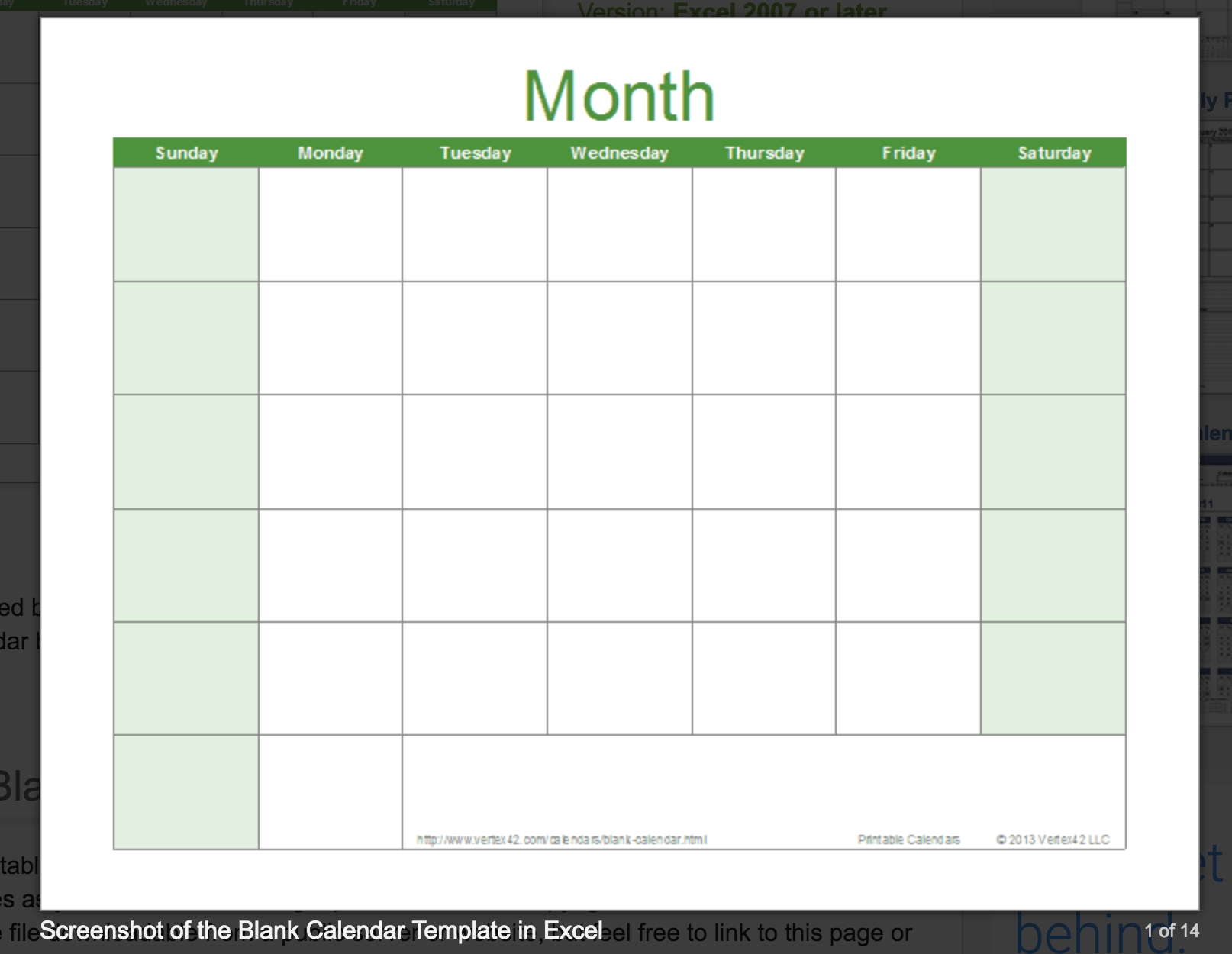 Free Printable Calendar You Can Type In   Month Calendar