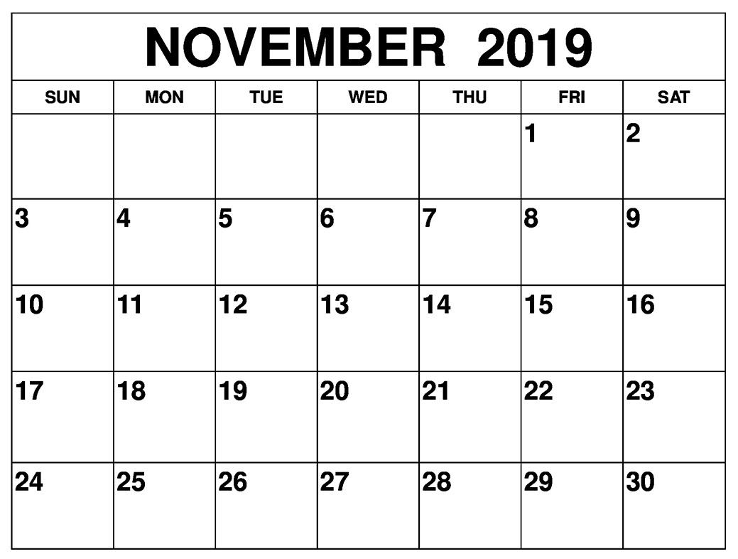 Get Large Block Monthly Calendar | Calendar Printables Free Blank