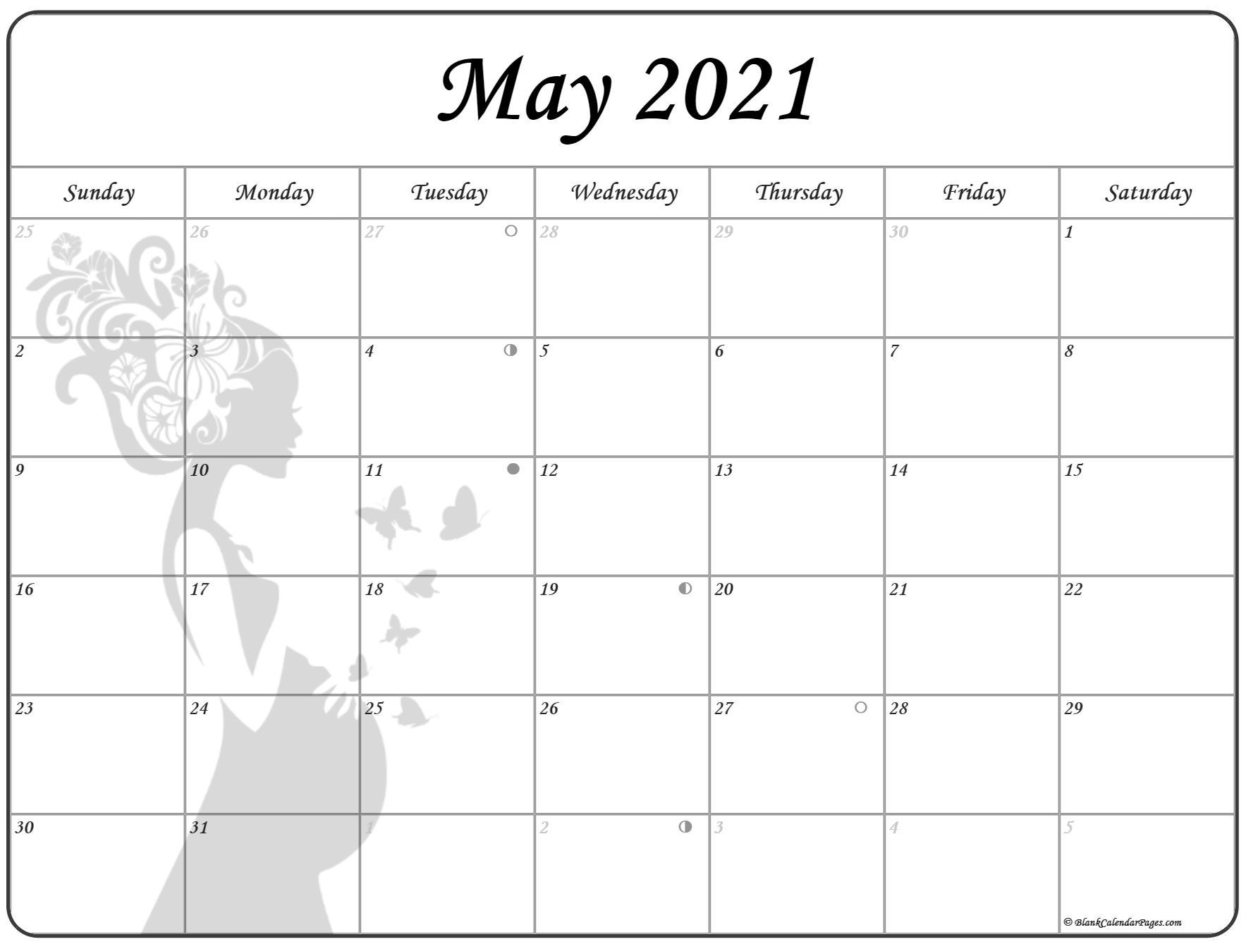 Lunar Calendar 2021 Free / 2021 Calendar : 2021 The Lunar