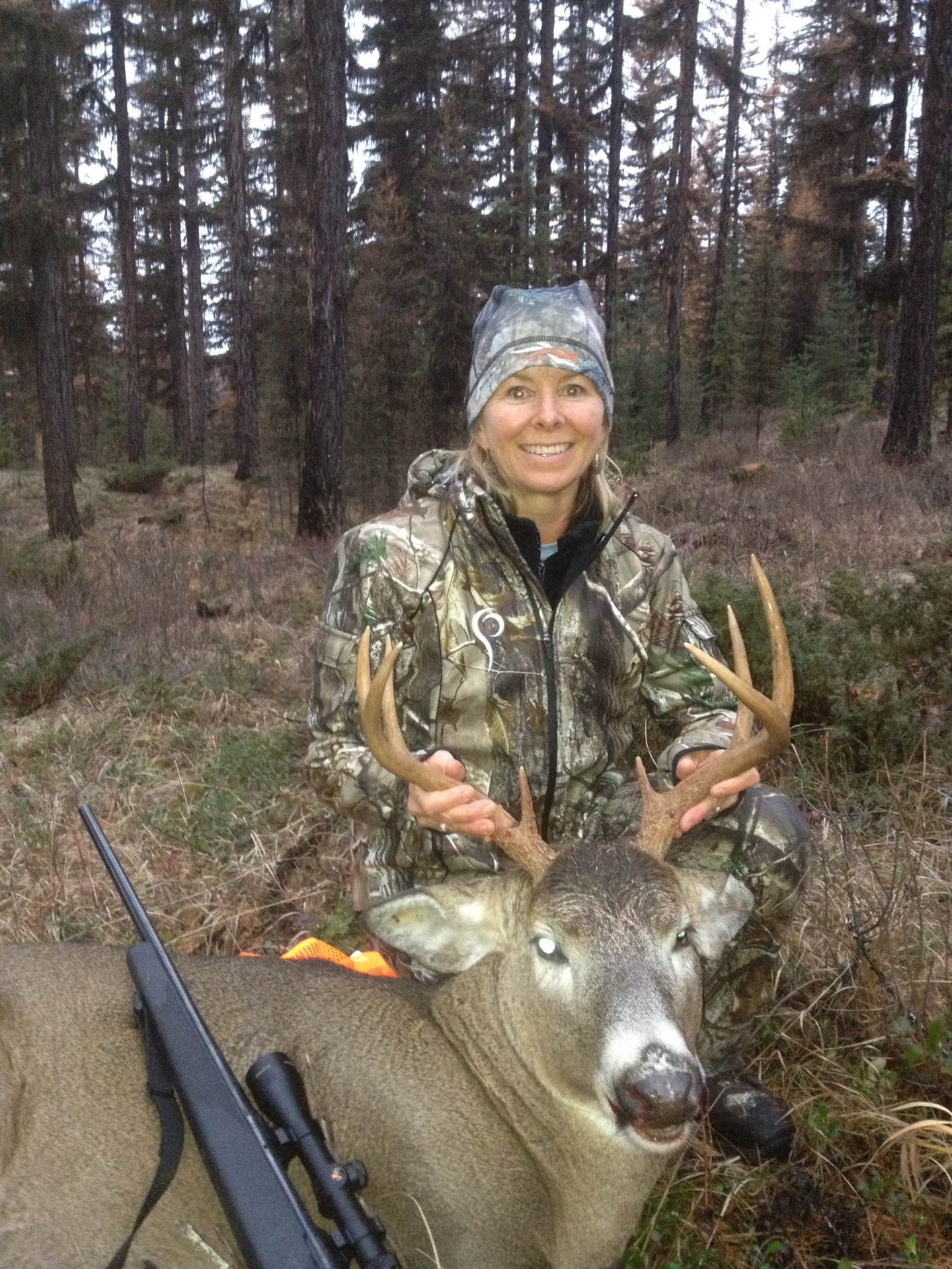 Montana White Tail Deer Rut 2021 | Calendar Printables