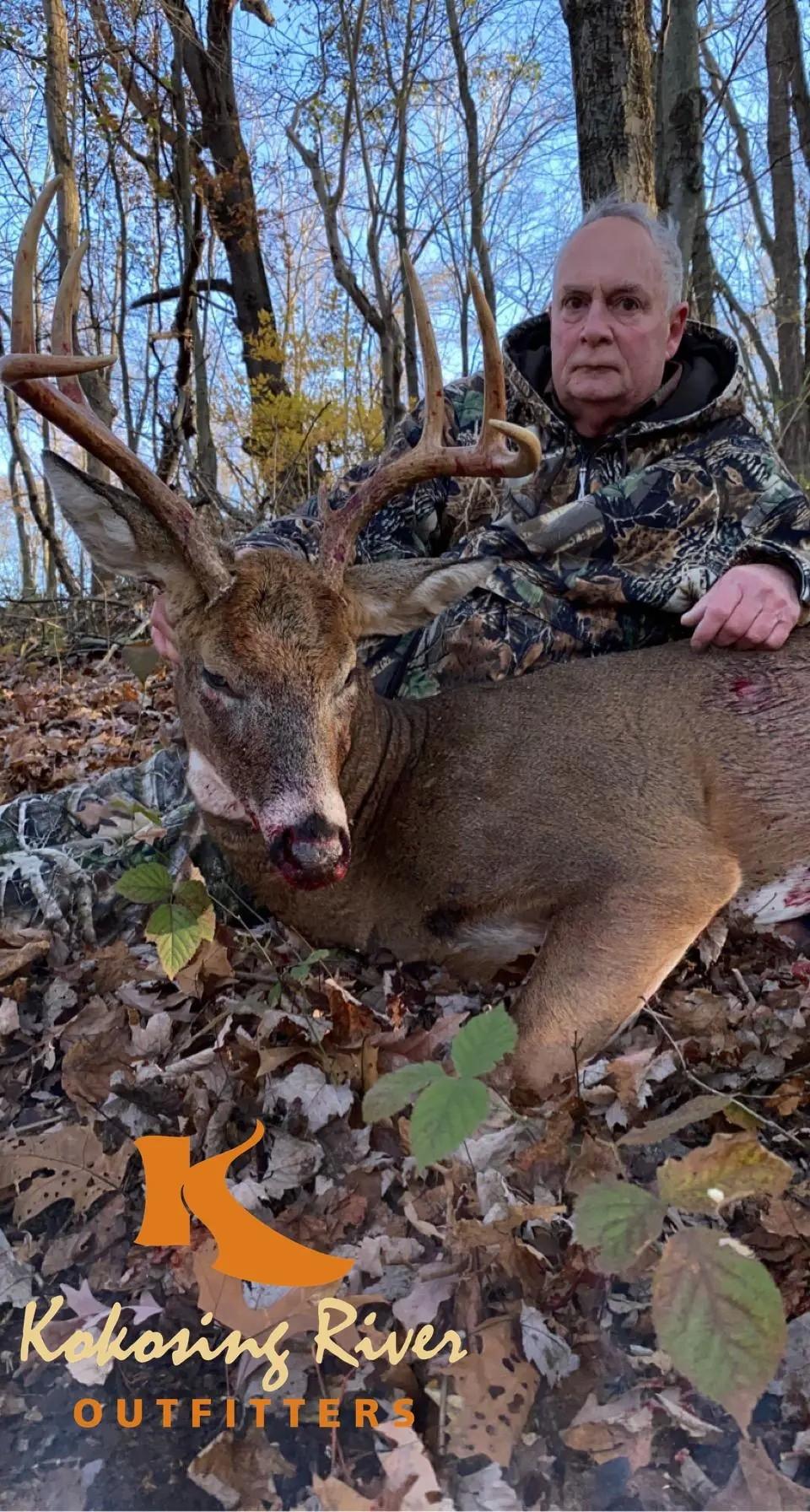 Ohio Deer Rut 2021 - Template Calendar Design