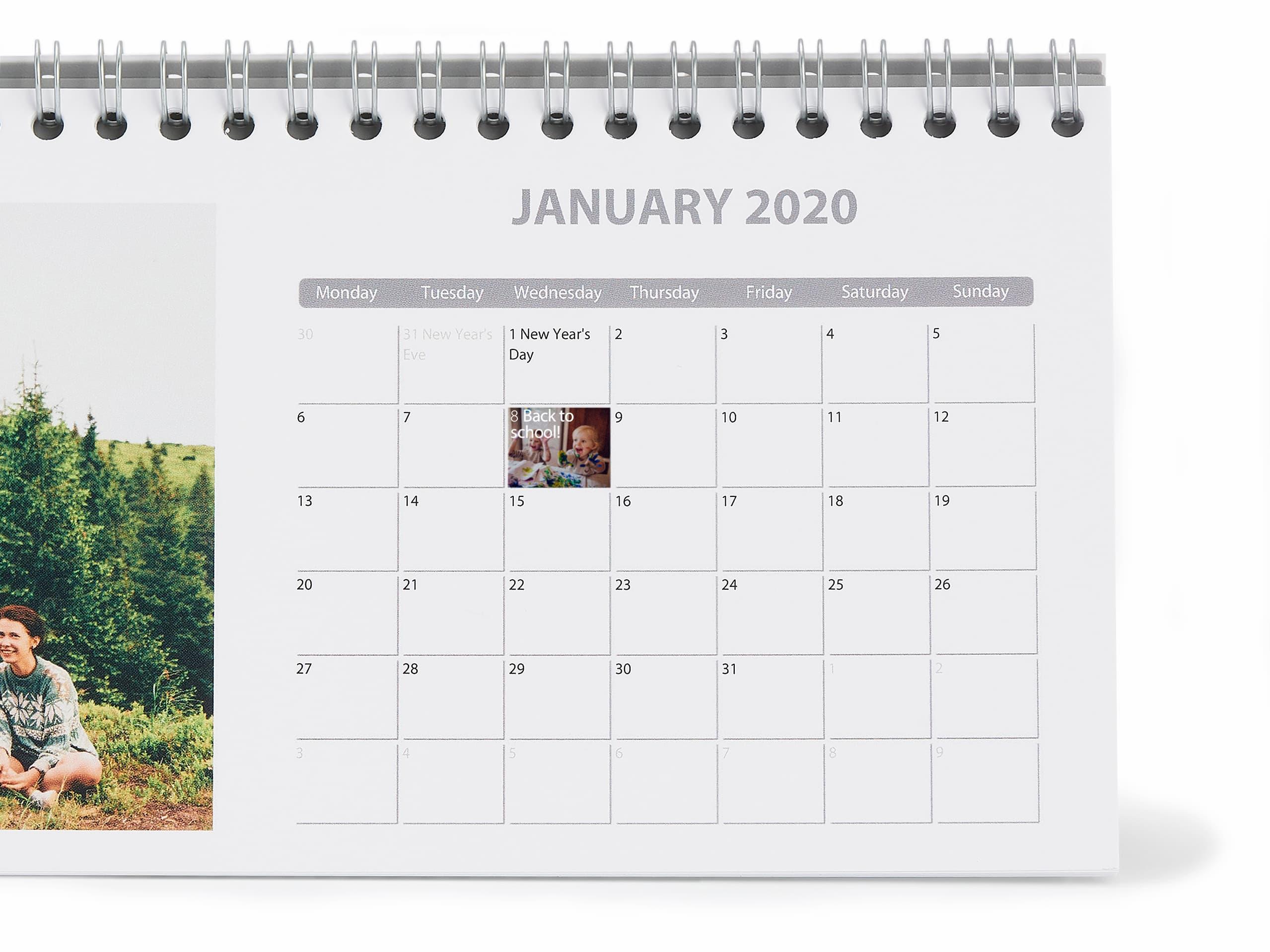 Personalised Photo Calendars & Diaries 2021 | Gifts | Photobox