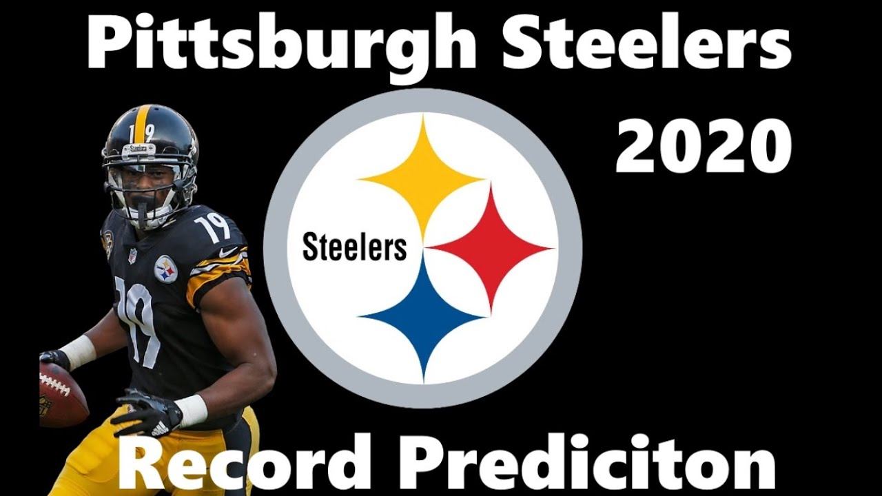 Predicting The Pittsburgh Steelers Record 2020-2021 Nfl