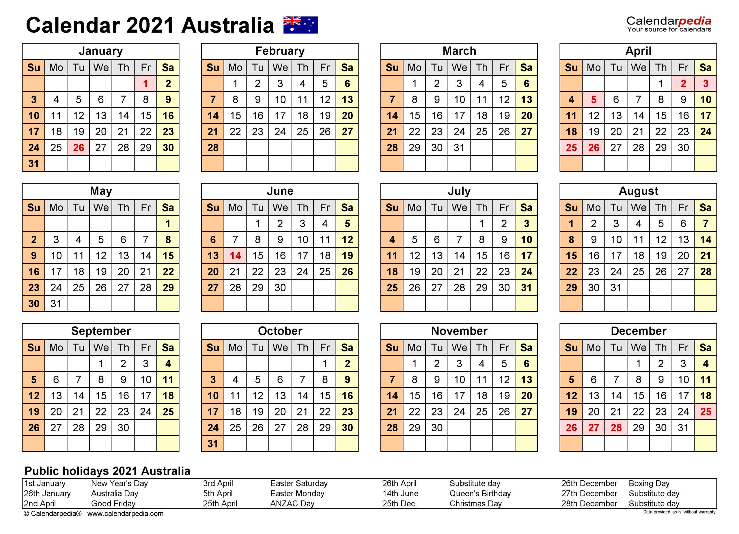 Printable Qld School Holiday Calendar 2021 | Calendar