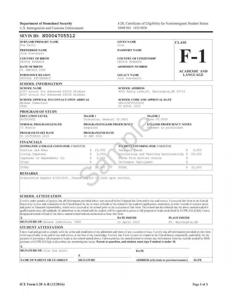 Requisitos De Documentación Adicionales | Uscis | I9 Form