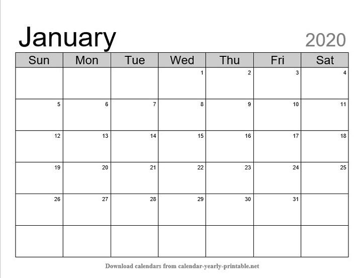 Tips To Create Your Own Monthly Calendar Pdf - 4 Best