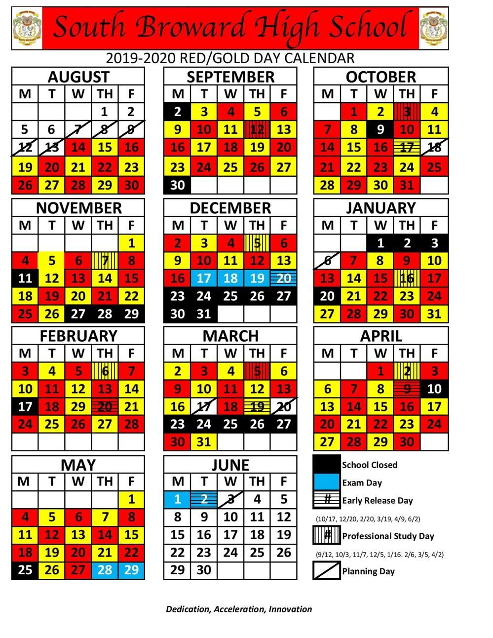 West Palm School Calendar | Printable Calendar 2020-2021