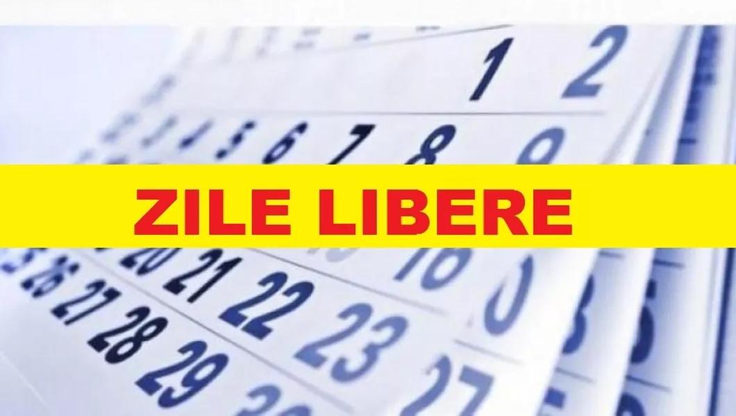 Zile Libere 2020! Iată Câte Zile Libere Vor Avea Românii