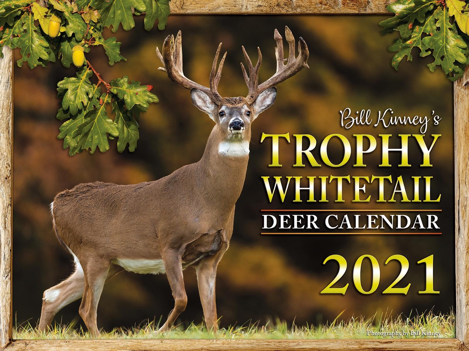 2021 Whitetail Rut Calendar   Calendar Printables Free