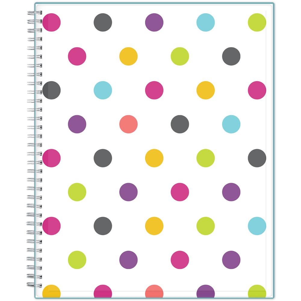 "Blue Sky Teacher Lesson Planning Calendar, 8-1/2"" X 11"
