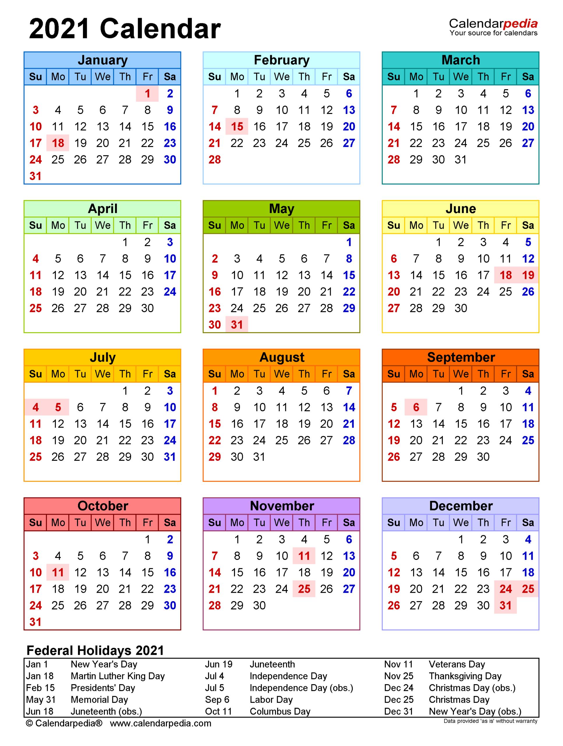 Calendar Printable Pdf Calendarpedia 2021   Printable March