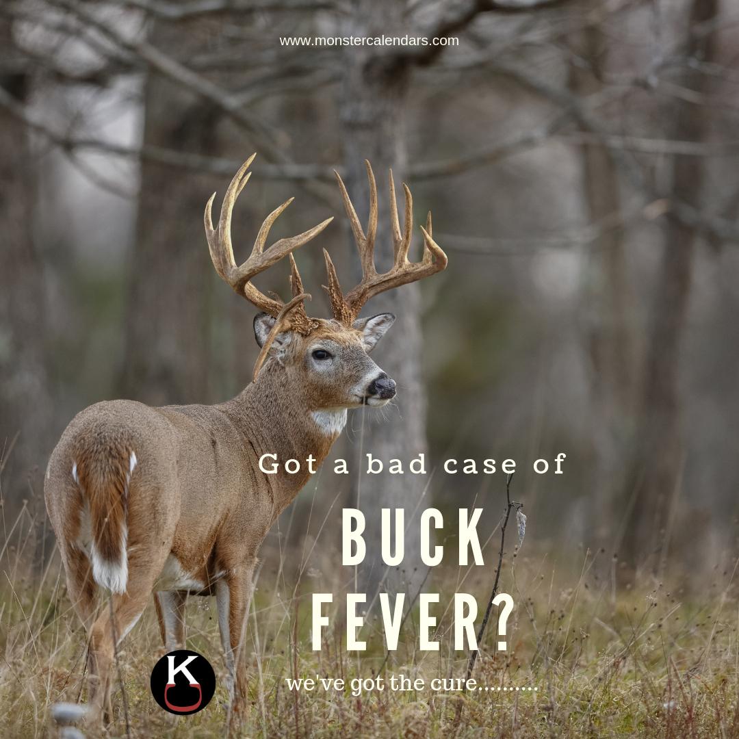 Deer & Deer Hunting 2021 Rut Prediction   Calendar With